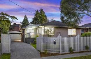 Picture of 60 Shafer Road, Blackburn North VIC 3130