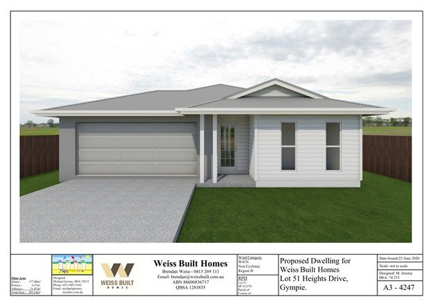 Picture of Lot 51 Heights Drive, Gympie