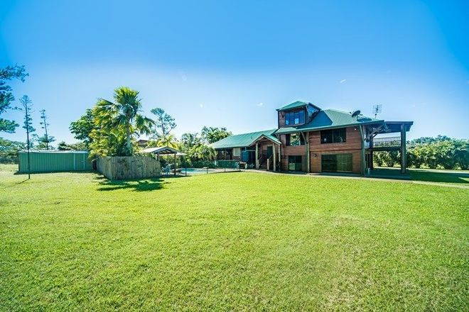 Picture of 567 Strathdickie Road, STRATHDICKIE QLD 4800