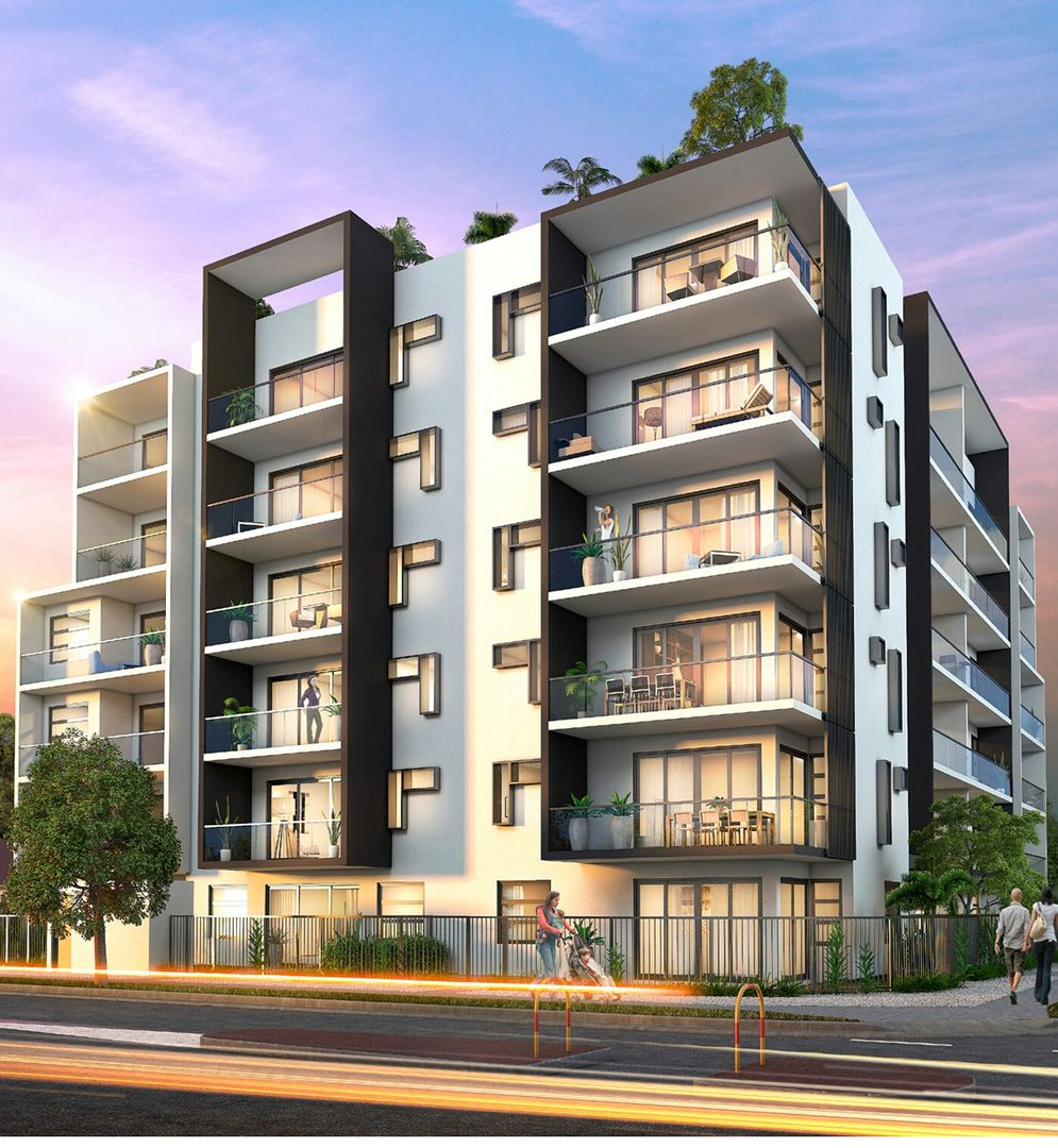 H Street Apartments: 18-22 Colless Street, Penrith NSW 2750