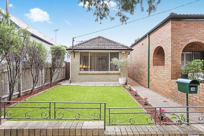 Picture of 36 National Street, LEICHHARDT NSW 2040