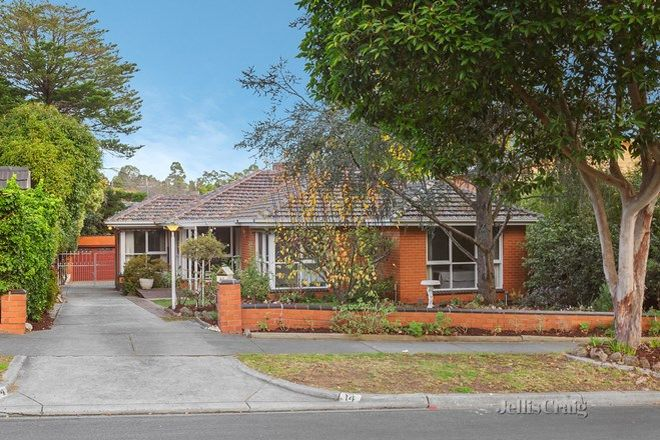 Picture of 14 Stroma Avenue, BALWYN NORTH VIC 3104