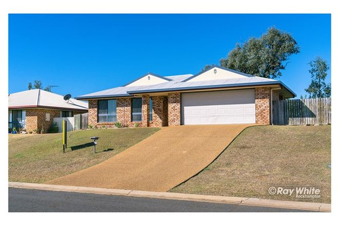 Picture of 3 Annie Close, GRACEMERE QLD 4702