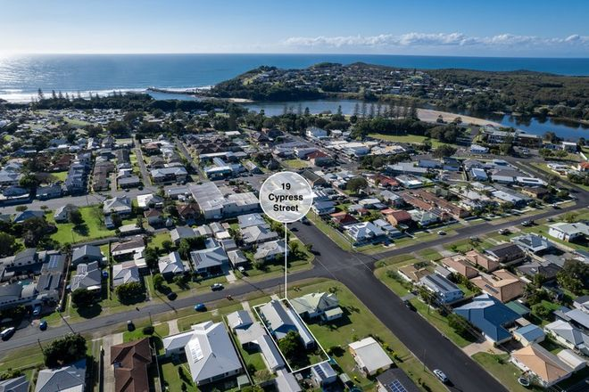 Picture of 19 Cypress Street, EVANS HEAD NSW 2473
