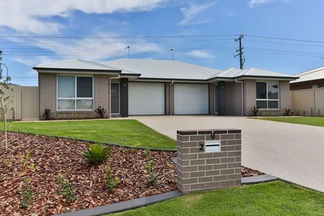Picture of 9 Whitley Court, GLENVALE QLD 4350