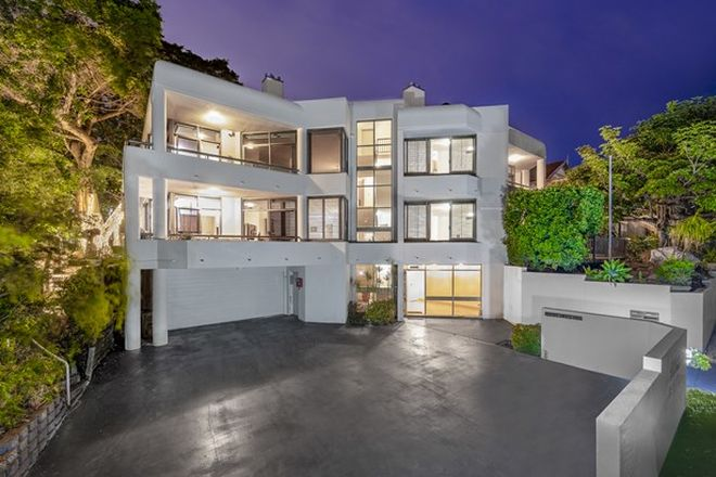 Picture of 1, 2 & 4/19 Golding Street, TOOWONG QLD 4066