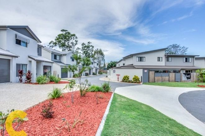 Picture of 37/88 Candytuft Place, CALAMVALE QLD 4116