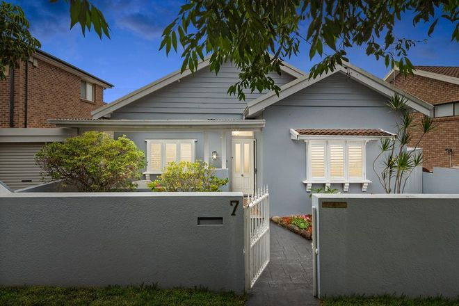 Picture of 7 Mount  Street, ARNCLIFFE NSW 2205