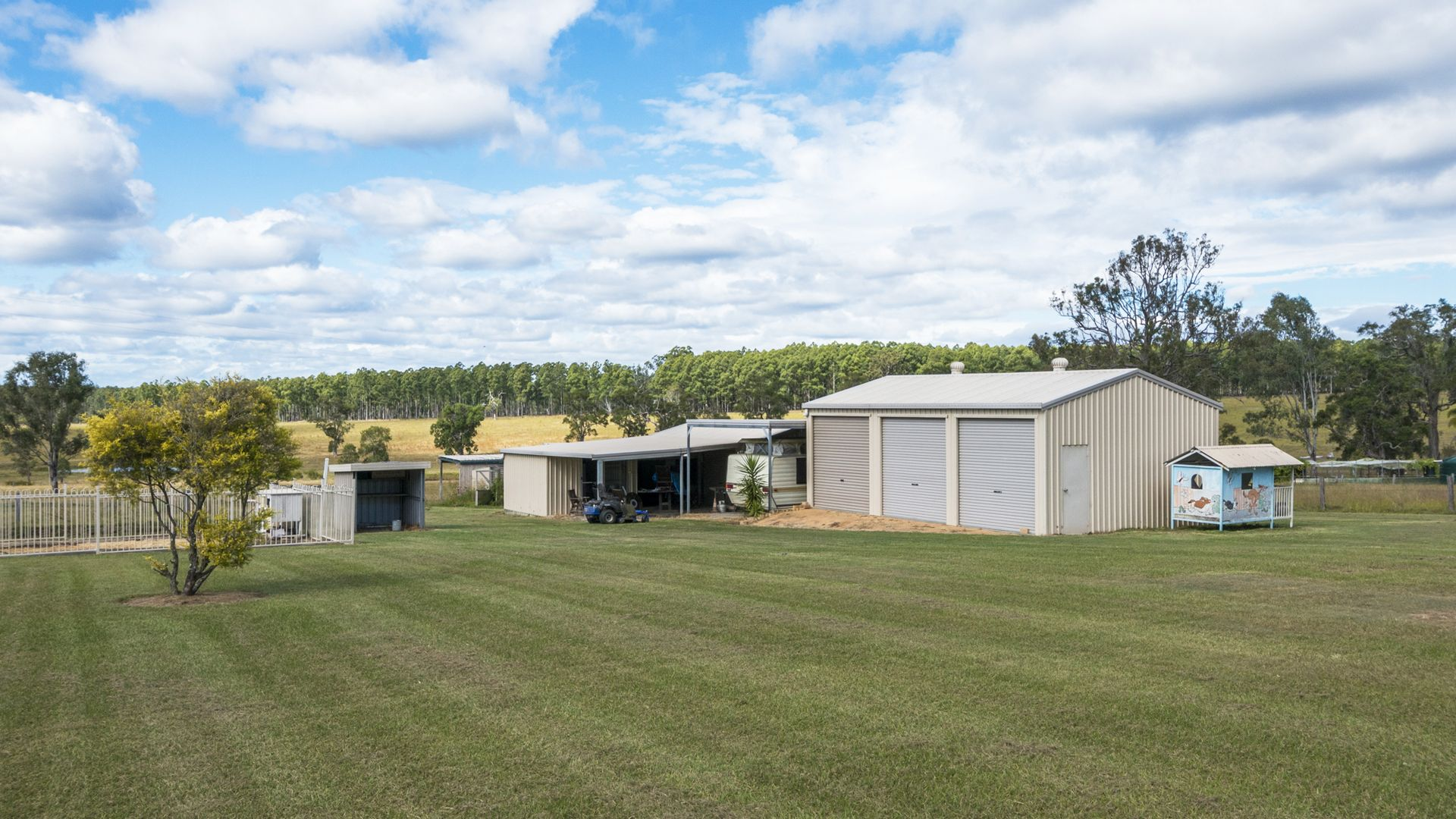 499 LOWER KANGAROO CREEK ROAD, Coutts Crossing NSW 2460, Image 2