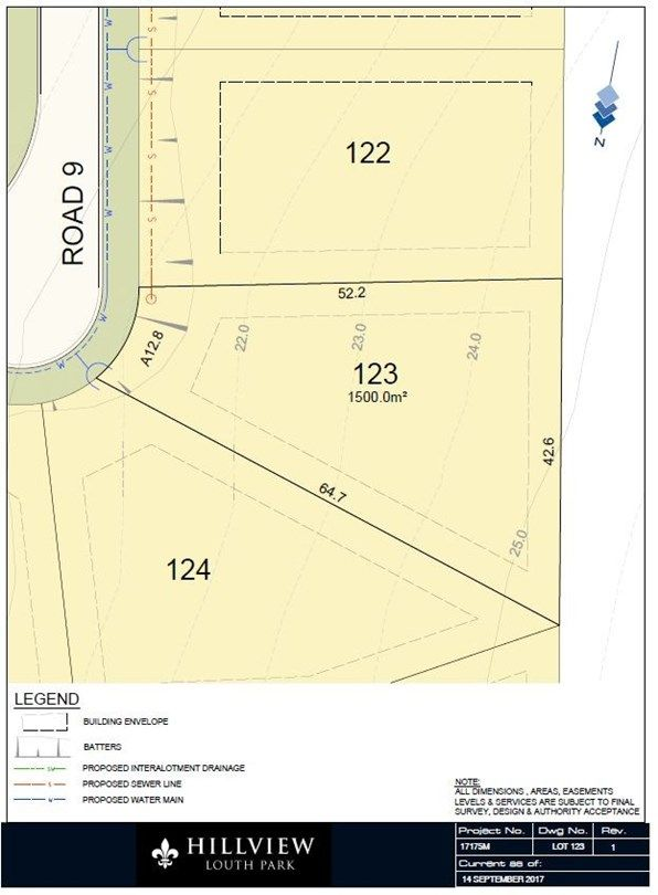 Lot 123 Hillview, Louth Park NSW 2320, Image 1
