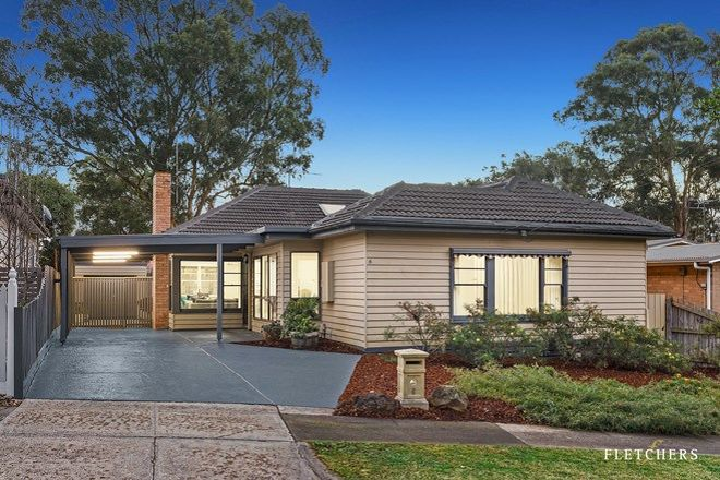 Picture of 6 Brenda Court, NUNAWADING VIC 3131