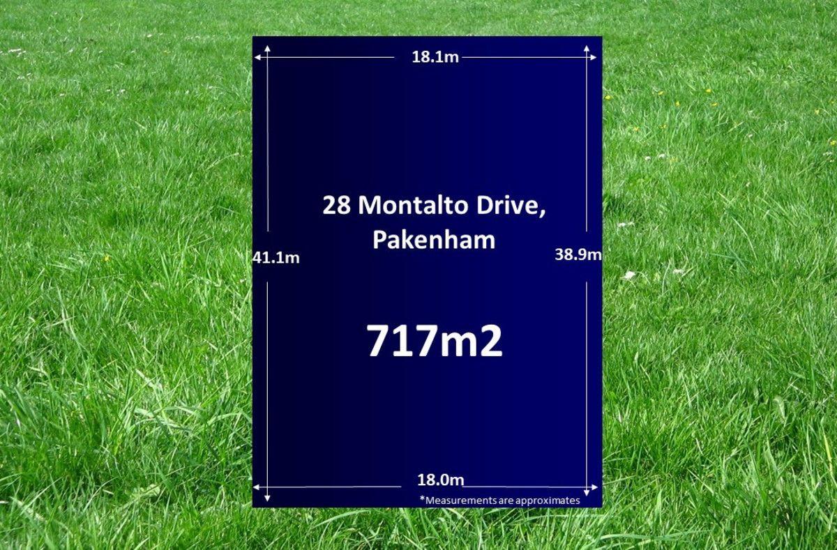 28 Montalto Drive, Pakenham VIC 3810, Image 0