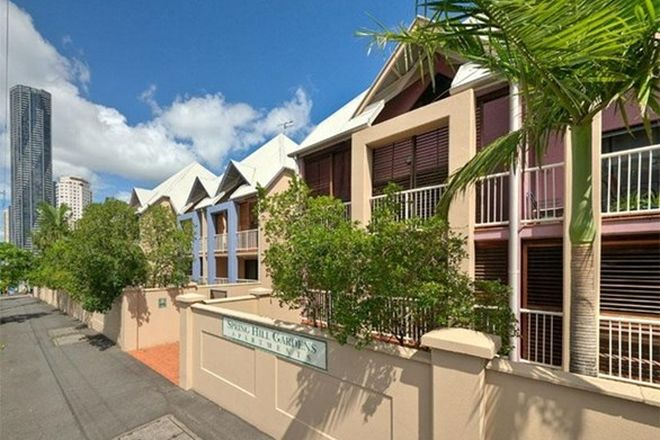 Picture of 56/101 Bowen Street, SPRING HILL QLD 4000