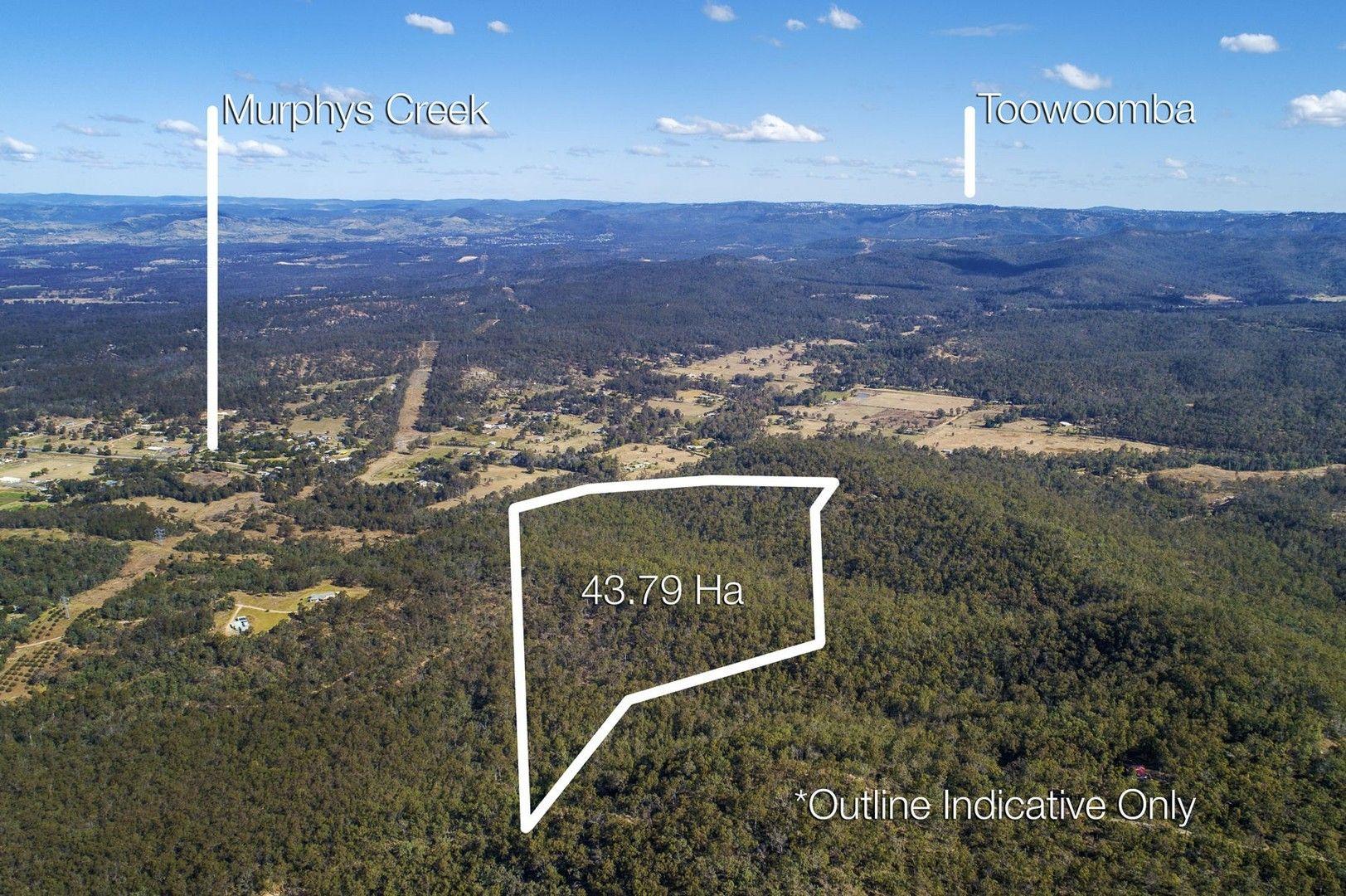 Lot 3 Penderests Road, Murphys Creek QLD 4352, Image 0