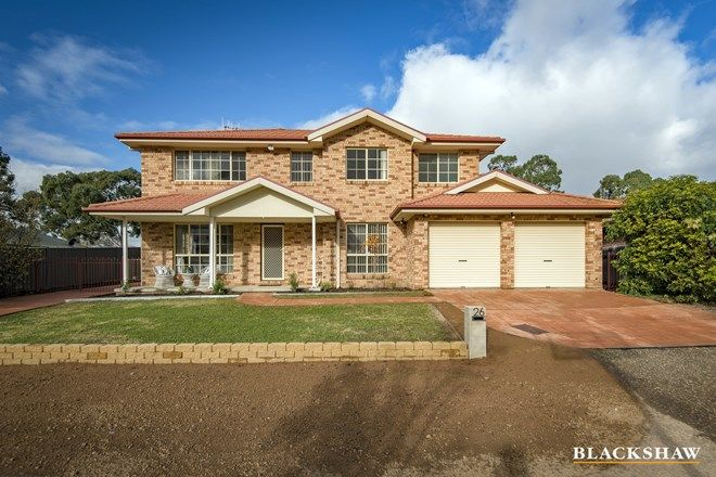 Picture of 26 Tuross Close, AMAROO ACT 2914