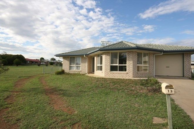 Picture of 13 Willson Avenue, MUNDUBBERA QLD 4626