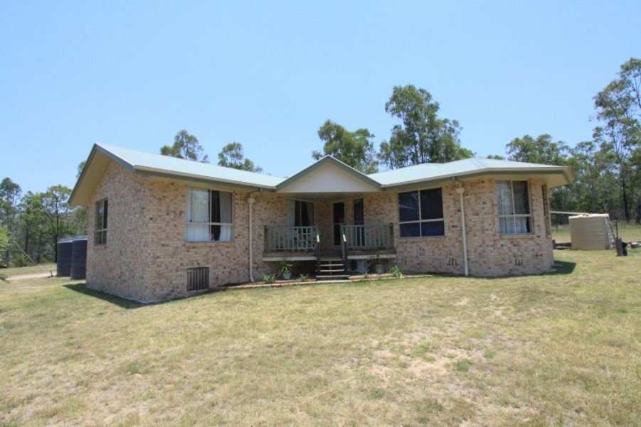 424 J Hunters Road, Ballogie QLD 4610, Image 0
