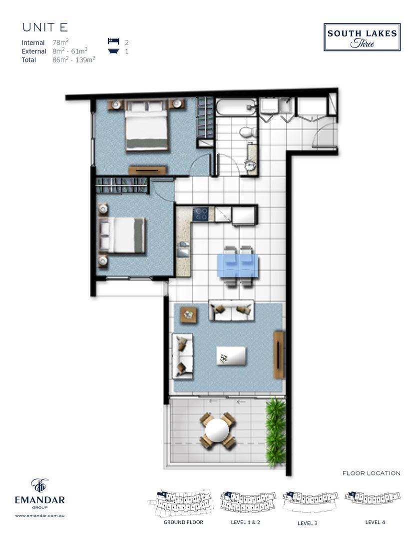 3410/397 Christine Avenue, Varsity Lakes QLD 4227, Image 1