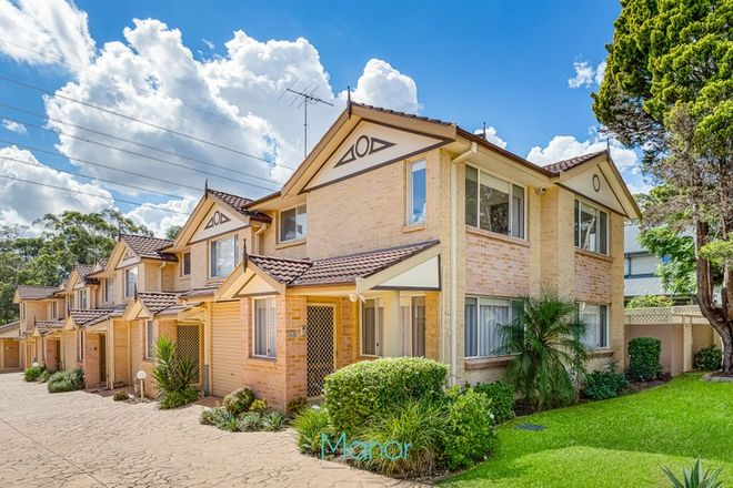 Picture of 1/27-31 Windermere Avenue, NORTHMEAD NSW 2152