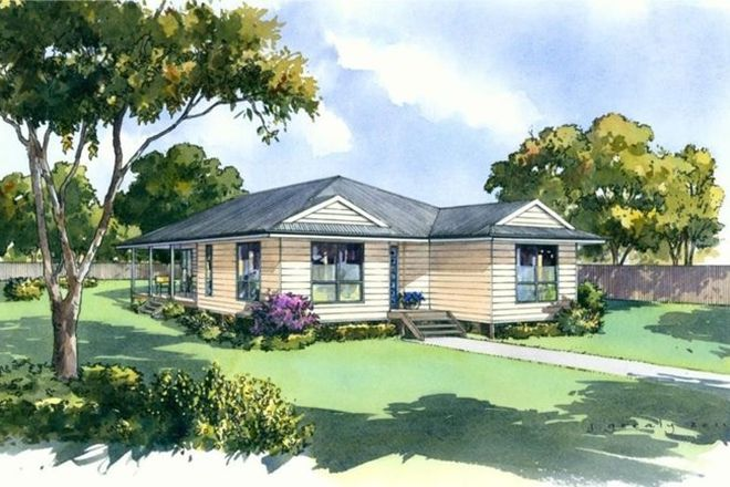 Picture of 3 Redbank Court, CORDALBA QLD 4660
