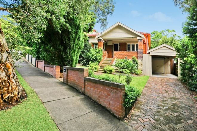 Picture of 46 Artarmon Road, ARTARMON NSW 2064