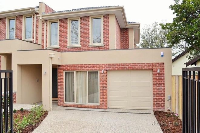 Picture of 18 Ruby Street, BALWYN VIC 3103