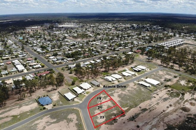 Picture of 21 Acacia Drive, MILES QLD 4415