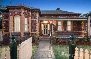 Picture of 61 Cumberland Road, Pascoe Vale VIC 3044