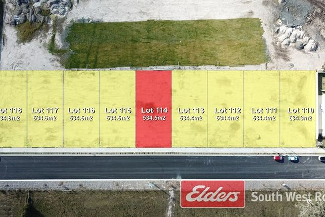 Picture of Lot 114 Athena Parade, SOUTH WEST ROCKS NSW 2431