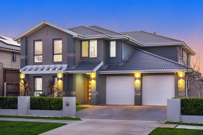 Picture of 11 Lillydale Avenue, GLEDSWOOD HILLS NSW 2557