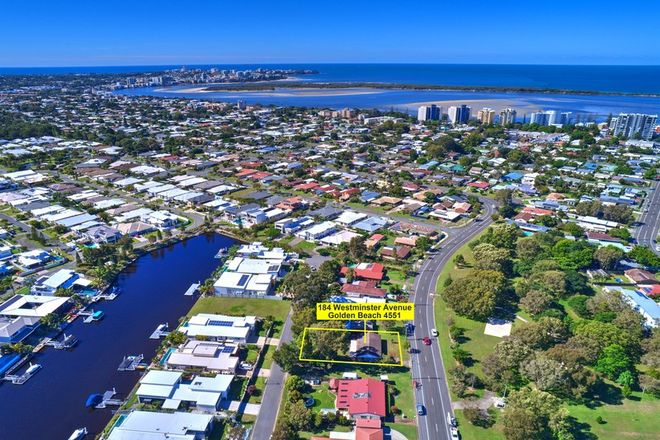 Picture of 184 Westminster Avenue, GOLDEN BEACH QLD 4551