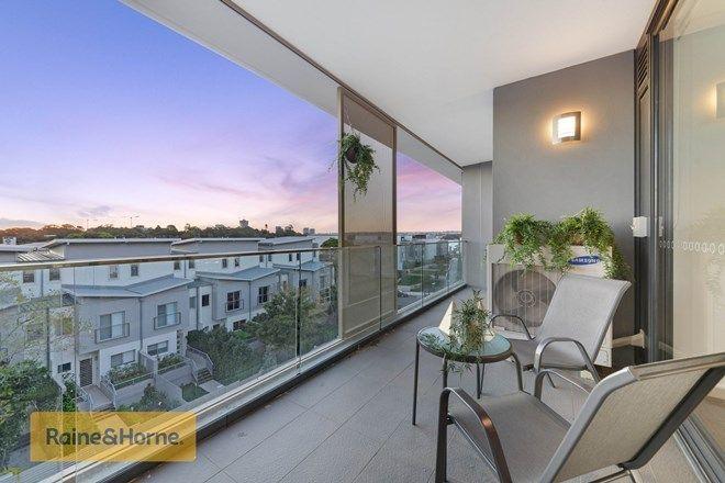 Picture of 405/15 Bennett Street, MORTLAKE NSW 2137
