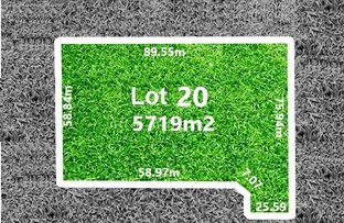 Picture of Lot 20 Peppertree Hill Road, Longford VIC 3851