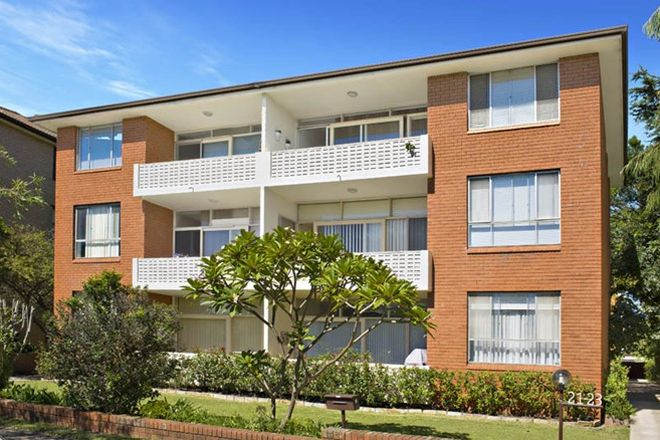Picture of 18/21-23 Gannon Avenue, DOLLS POINT NSW 2219