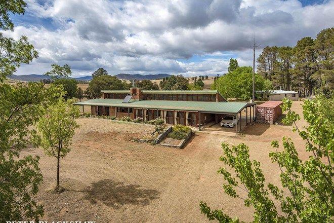 Picture of 162 Jinjera Road, MICHELAGO NSW 2620