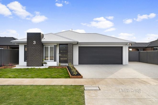 Picture of 3 Dadswell Way, MINERS REST VIC 3352