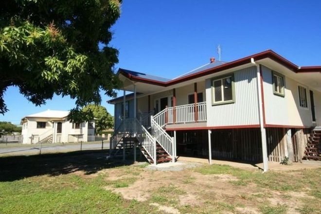 Picture of 8 HERBERT STREET, GLADSTONE CENTRAL QLD 4680