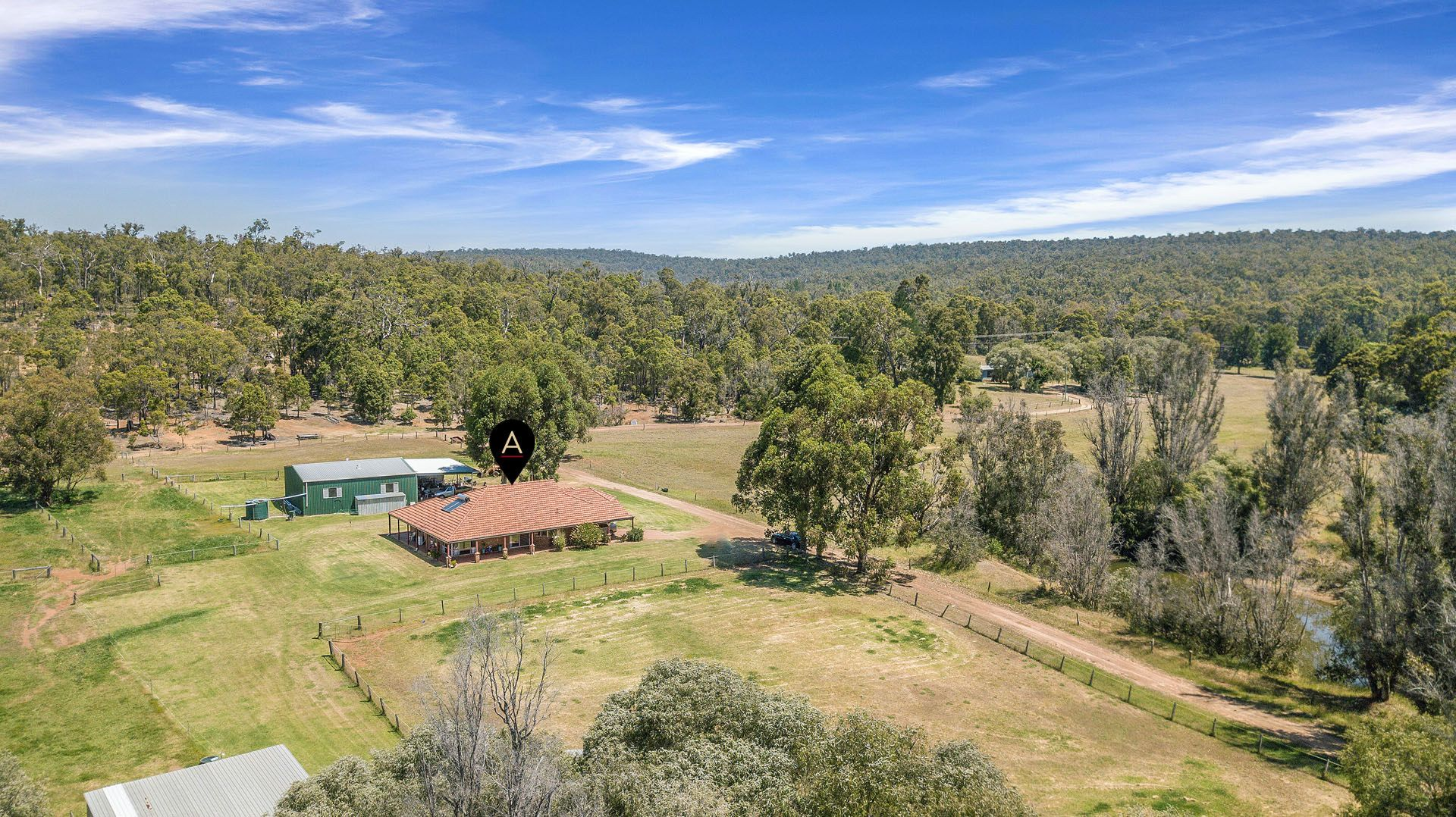 408 Joshua Creek Road, Crooked Brook WA 6236, Image 1