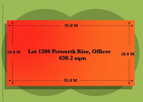19 (Lot 1206) Petworth Rise, Officer VIC 3809, Image 0