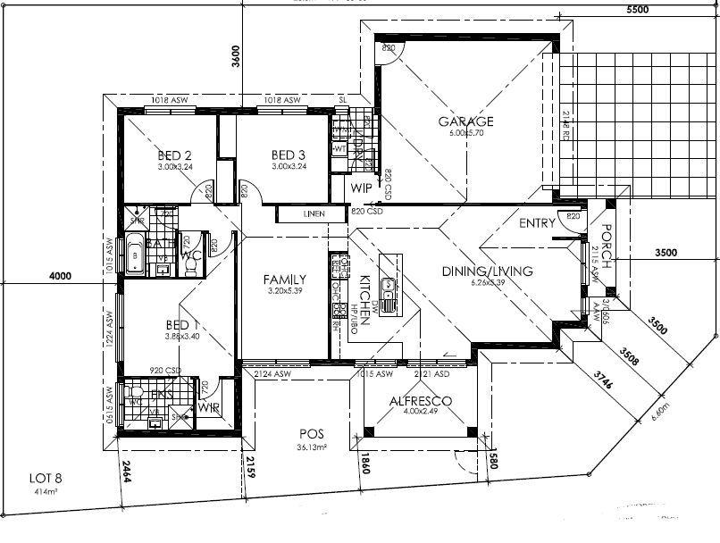 Lot 8 Aitchison Avenue, Naracoorte SA 5271, Image 1
