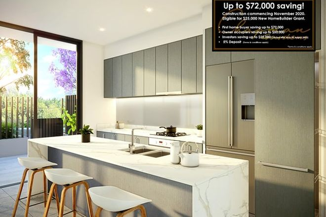 Picture of 19 DAWES AVENUE, CASTLE HILL, NSW 2154