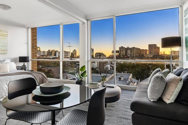 Picture of 35/77 Park Street, SOUTH YARRA VIC 3141