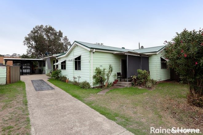 Picture of 145 Wommara Avenue, BELMONT NORTH NSW 2280