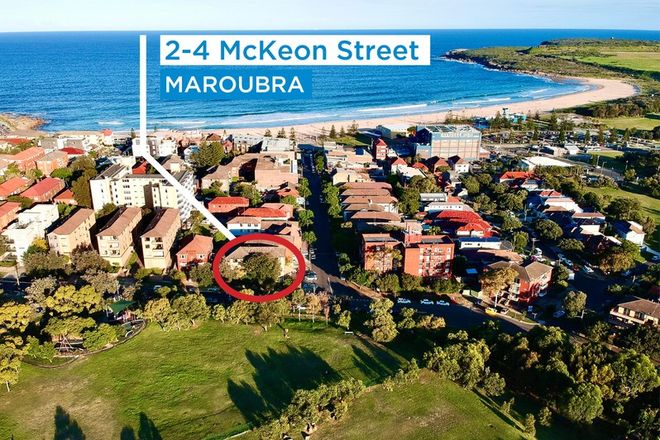 Picture of 3/2-4 McKeon Street, MAROUBRA NSW 2035