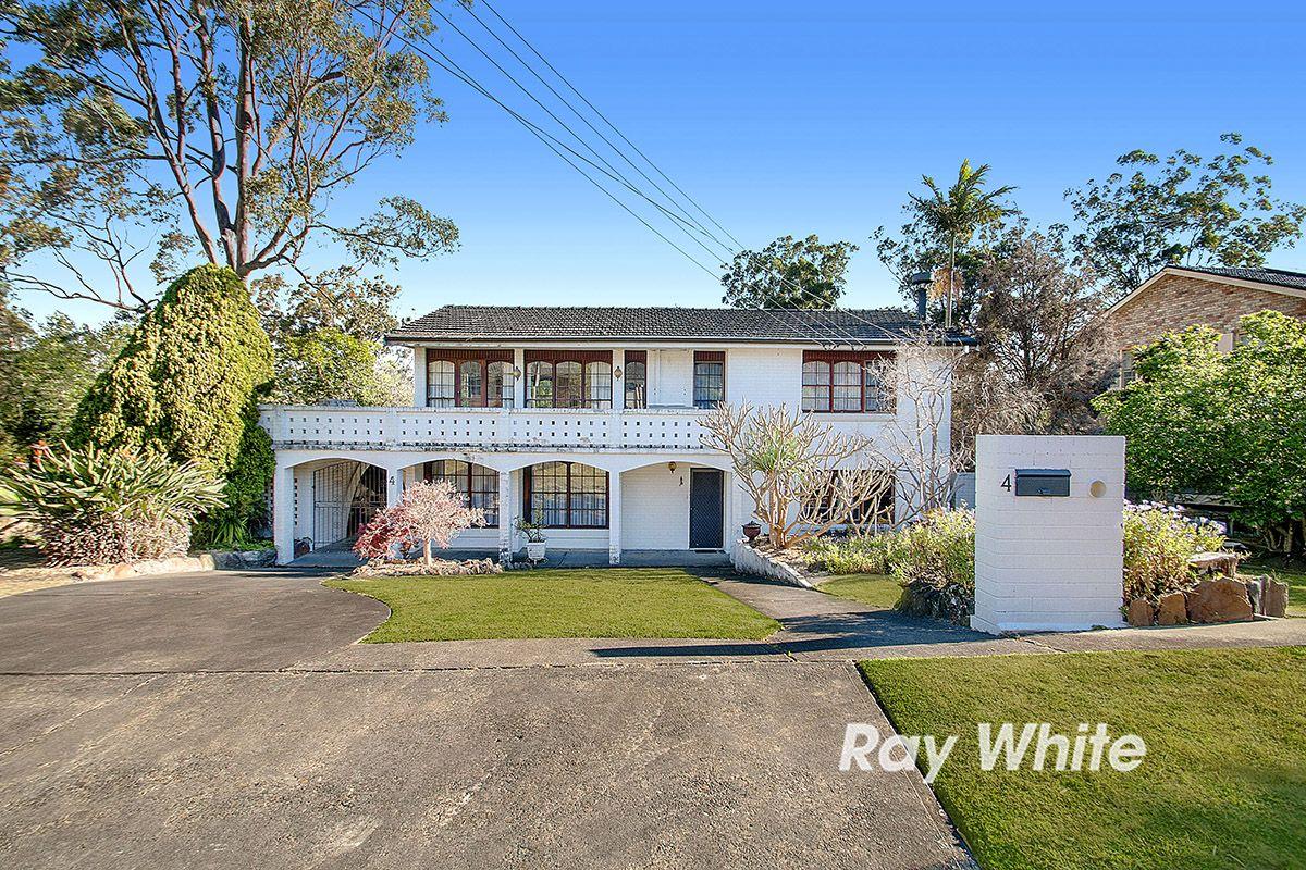 4 Ferguson Ave, Castle Hill NSW 2154, Image 0