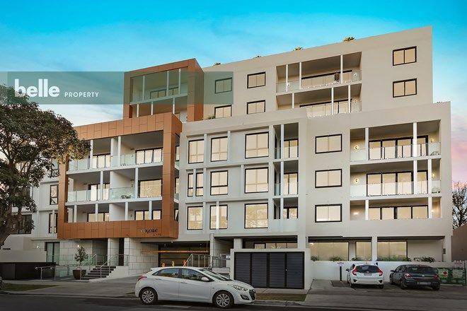 Picture of 104/29-35 Burlington Road, HOMEBUSH NSW 2140