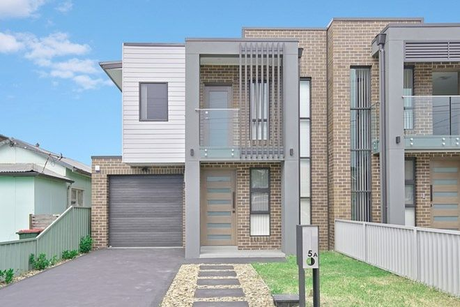 Picture of 5A Throsby Street, FAIRFIELD HEIGHTS NSW 2165