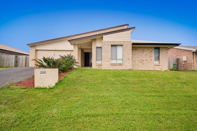 Picture of 70 Vivian Hancock Drive, NORTH BOOVAL QLD 4304