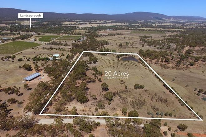 Picture of Lot 20 Rifle Butts Road, LANDSBOROUGH VIC 3384