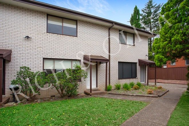 Picture of 2/12 Wentworth Street, CROYDON PARK NSW 2133